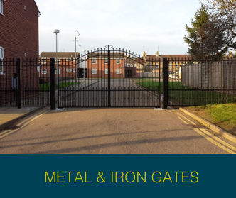 Metal Amp Iron Gates Lincolnshire Northampton Cambridge